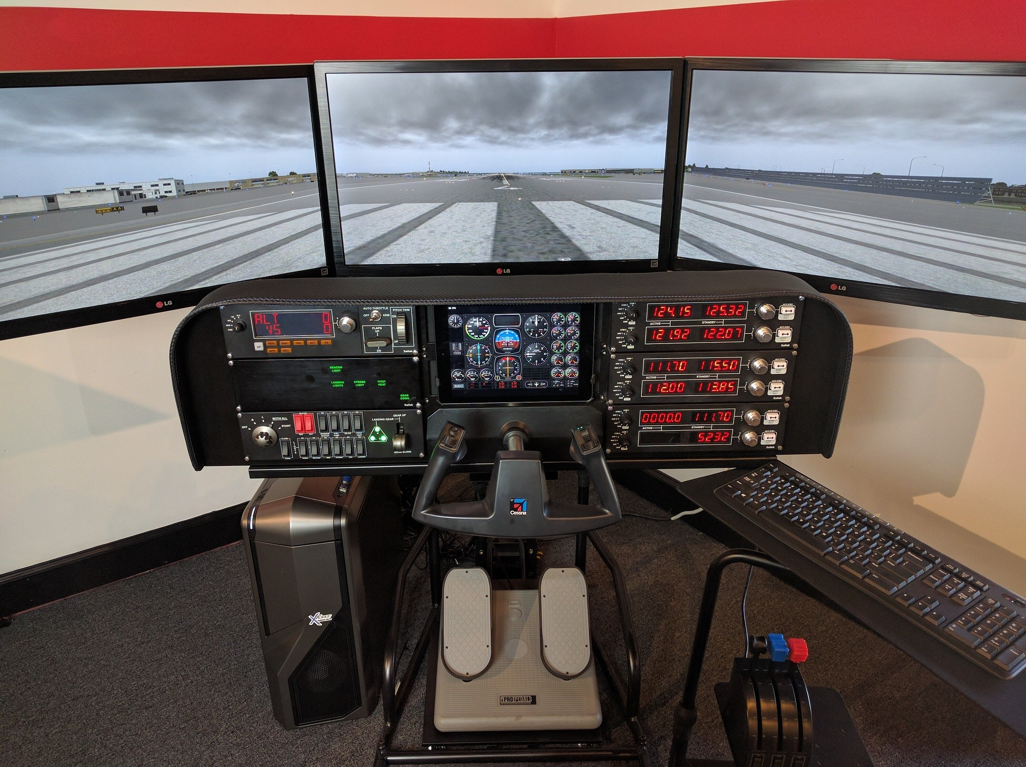 Malaysian pilot flight simulator - how much would it cost ? - Page 1