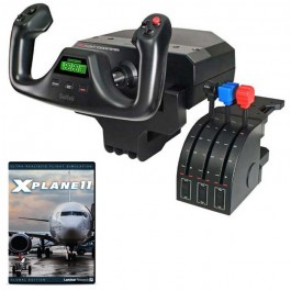 Logitech Pro Flight Yoke + X-Plane 11 Bundle