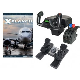 Pro Flight Yoke +Pedals + X-Plane 11 Bundle