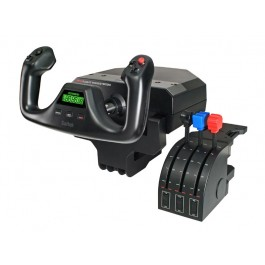 Logitech Pro Flight Yoke and Throttle