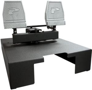 PFC Cirrus Rudder Pedals