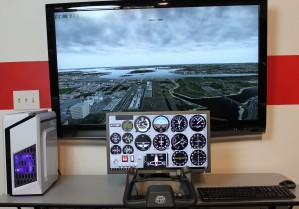 Dual-Display X-Plane 11 Package