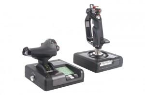 Saitek X52 Pro Flight System