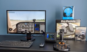 Single Display Training System for PilotWorkshops (updated)