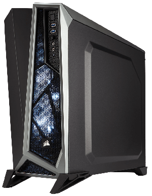 High-End XForce Titanium Flight Sim and Gaming System
