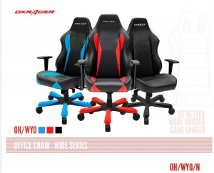DX Racer Wide Series Chair
