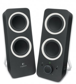 Logitech Stereo Speakers