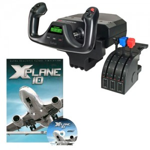 Pro Flight Yoke + X-Plane Bundle